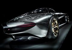 GENESIS (Dave GRR) Tags: hyundai genesis concept supercar hypercar future car toronto auto show 2019 racing motorsport exotic olympus