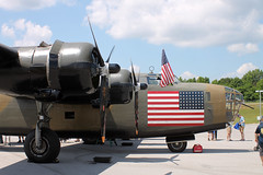 N24927 Consolidated B-24A Liberator American Airpower Heritage (ChrisChen76) Tags: chattanooga americanairpowerheritage usa consolidated b24a liberator