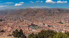 Panorama of Cusco, Peru (takasphoto.com) Tags: atahualpa citadel drystone franciscopizarro huaynacapac inca incaempire killkeculture mancoinca sacsayhuaman sacsayhuamán tupacinca unescoworldheritage waynaqhapaq インカ サクサイワマン 遺跡 cusco qosqo qusqu クスコ 庫斯科 sacredvalley thesacredvalleyoftheincas urubambavalley vallesagradodelosincas valléesacréedesincas valleyofyucay урубамба andes andesmountains peru perú precolumbianamerica quechua republicofperu repúblicadelperú перу 페루 ペルー 秘魯 américadelsur americas southamerica southernhemisphere westernhemisphere ラテンアメリカ 南アメリカ 南米 南美洲
