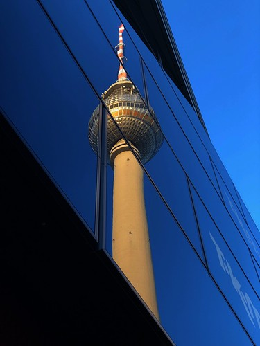 What a wonderful sunny morning in Berlin!