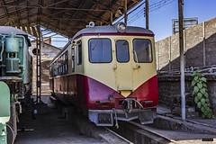 ADI-1015 | Maestranza Los Andes (Felipe Radrigán) Tags: tren ferrocarril train railroad railway efe los andes transandino chile argentina mendoza schindler automotor dmu adi1015 1015 maestranza