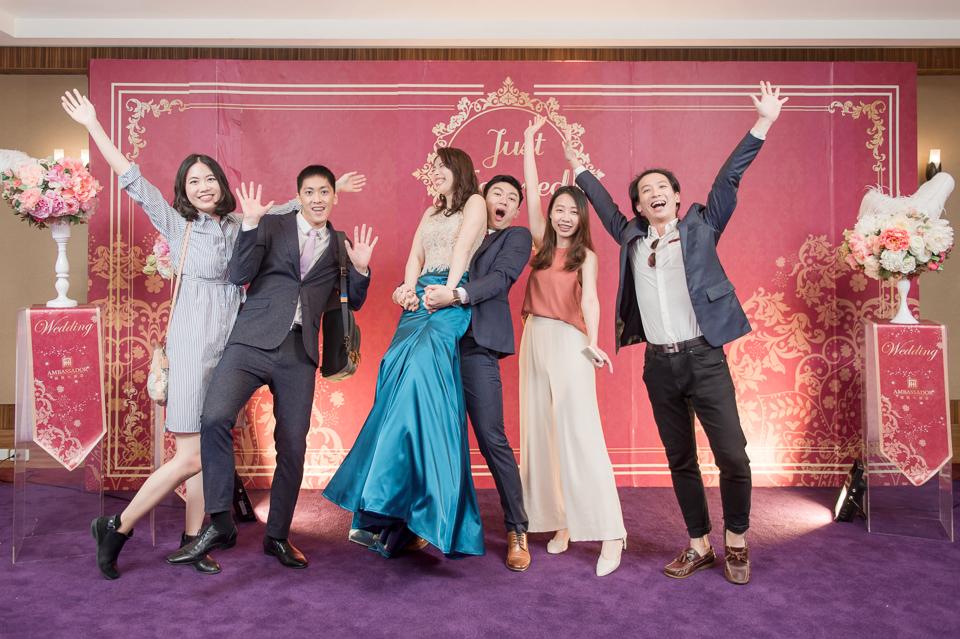 高雄婚攝 W&W 國賓飯店 婚宴 125