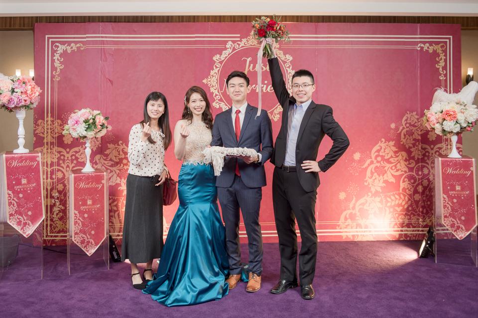 高雄婚攝 W&W 國賓飯店 婚宴 124