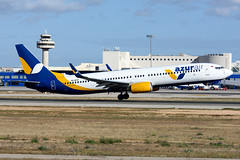 Boeing 737-9GP/ER Azur Air VQ-BYO PMI LEPA (Toni Marimon) Tags: boeing 7379gper azur air vqbyo pmi lepa b737 b739 b737900 737 737900 azurair