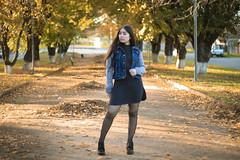IMG_8248 (Pablo_sc) Tags: portrait retrato girl autumn otoño orange canon canont6 canon1300d t6 1300d eos