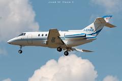 Bizjet Aircraft & Helic Hawker Beachcraft 750 I-EPAM (José M. Deza) Tags: 20190521 bcn beachcraft750 bizjetaircrafthelic elprat hawker iepam lebl planespotting spotter aircraft