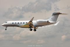 Bank of Utha Gulfstream G-VI G650ER N99KZ (José M. Deza) Tags: 20190516 bcn bankofutah elprat gvig650er gulfsteamaerosapace gulfstreamaerospace gulfstreeamaerospace lebl n99kz planespotting spotter aircraft