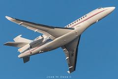 Air Alsie Falcon 8X OY-SKK (José M. Deza) Tags: 20190513 airalsie bcn dassault elprat falcon8x lebl oyskk planespotting spotter aircraft
