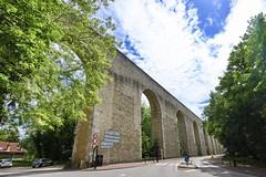 Aqueduc de Buc (Département des Yvelines) Tags: balade promenade patrimoine aqueducdebuc buc monumentshistoriques architecture