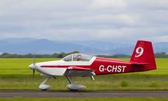 G-CHST RV-9, Scone 091 copy (wwshack) Tags: egpt psl perth perthkinross perthairport perthshire rv9 scone sconeairport scotland gchst