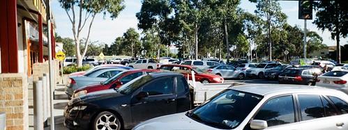 2019 Parking Lot