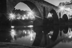 PUENTELAREINA006 (MAVARAS) Tags: mavaras puente black white blanco negro navarra