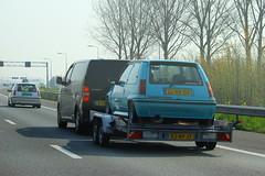 1988 Renault 5 GT Turbo (Dirk A.) Tags: llhx03 sidecode5 origineelnederlands 1988 renault 5 gt turbo