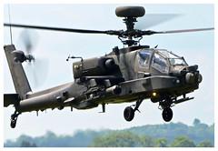 Apache Longbow lifts off... (Ciaranchef's photography.) Tags: aviationmuseum aviation aviationphotograph nikond7000 nikonaviation tamron150600 iwmduxford duxford