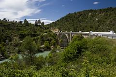 Puente de Murillo de Gállego. (fcuencadiaz) Tags: leica leicaq leicadigital fullframe formatocompleto summilux objetivosmanuales rios huesca aragón la jacentaina