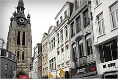 Eglise Saint-Martin de la Grand Place, Kortrijk (Courtrai) Flandre Occidentale, Belgium (claude lina) Tags: claudelina belgium belgique belgië kortrijk courtrai flandreoccidentale vlanderen ville townarchitecture église church