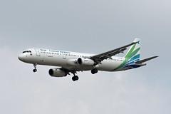 Lanmei Airlines Airbus A321-231 XU-919 (EK056) Tags: lanmei airlines airbus a321231 xu919 bangkok suvarnabhumi airport
