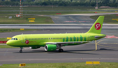 A320 | VQ-BET | DUS | 20190525 (Wally.H) Tags: airbus a320 vqbet s7airlines dus eddl dusseldorf airport