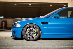 Laguna Seca Blue BMW E46 M3 x VMR Wheels V801 (violetnites) Tags: bmw e46 m3 m lagunasecablue lsb csl vmr wheels vmrwheels v801 anthracitemetallic statusgruppe stoptech bimmerfest aftermarket