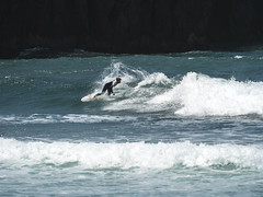 surf12 (belovez) Tags: surf surfer surfing water ocean sea mar oceano playa beach surfboard wave ola xago asturias gozon spain enjoy summer aquatic sports deportes deporte trick session crew rider localsonly panorama landscape sky cielo