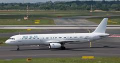 A321   YR-NTS   DUS   20190525 (Wally.H) Tags: airbus a321 yrnts justusair dus eddl dusseldorf airport