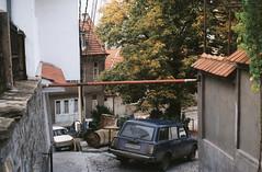 cars from the past (Vinzent M) Tags: werra veliko tarnovo czj tessar 28 50 mm bulgaria zniv bulgarien българия велико търново lada trabant