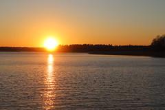 Jezioro Bełdany (magro_kr) Tags: piaski polska poland warmińskomazurskie warminskomazurskie mazury masuria jezioro woda zachód zachod wieczór wieczor przyroda natura lake water sunset evening nature