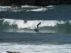 surf15 (belovez) Tags: surf surfer surfing water ocean sea mar oceano playa beach surfboard wave ola xago asturias gozon spain enjoy summer aquatic sports deportes deporte trick session crew rider localsonly panorama landscape sky cielo
