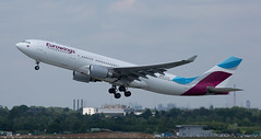 A330   D-AXGE   DUS   20190525 (Wally.H) Tags: airbus a330 daxge eurowings dus eddl dusseldorf