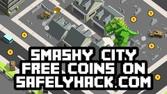 Smashy City Hack Updates May 30, 2019 at 02:45PM (safelyhack) Tags: smashy city