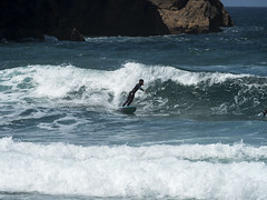 surf08 (belovez) Tags: surf surfer surfing water ocean sea mar oceano playa beach surfboard wave ola xago asturias gozon spain enjoy summer aquatic sports deportes deporte trick session crew rider localsonly panorama landscape sky