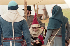 Trecentesca 2019 Morimondo (IG: Ceche_Analogico) Tags: nikonfe nikkor105mmf25 film analog 35mm medieval history historical battle italy analogphotography portra400
