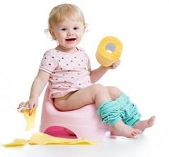 Trẻ 2-3 tuổi đi ngoài nhiều lần trong ngày có nguy hiểm không? (ngocbaotrampham026) Tags: viknews