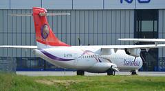 ATR72   2-ATRB   MGL   20190525 (Wally.H) Tags: atr72 2atrb transasiaairways mgl edln mönchengladbach airport