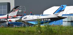 TBM910   D-FFUN   MGL   20190525 (Wally.H) Tags: tbm910 daher dffun mgl edln mönchengladbach airport