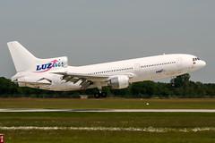 CS-TMP (PlanePixNase) Tags: aircraft airport planespotting haj eddv hannover langenhagen luzair tristar lockheed l1011 wm2006