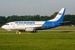 EI-CDE (PlanePixNase) Tags: airport aircraft hannover boeing haj planespotting pulkovo langenhagen 737500 b735 eddv