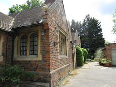 IMG_9683 cricket club house/caretakers (belight7) Tags: eton garden nature uk england berkshire