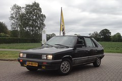 Renault 11 TXE Electronic 20-12-1984 LR-80-YP (Fuego 81) Tags: renault 11 r11 txe electronic 1984 lr80yp onk sidecode4 ohohrenault 2019