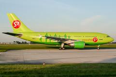 VP-BTL (PlanePixNase) Tags: aircraft airport planespotting haj eddv hannover langenhagen sibir s7 airbus 310 a310