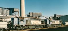 Mt Isa (andrewsurgenor) Tags: train railroad railway rail railfan railways clyde emd diesel locomotive queensland australia queenslandrailways