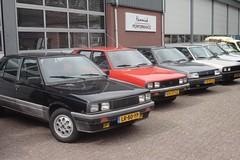 Renault 11 meeting (Fuego 81) Tags: renault 11 r11 meeting lr80yp lr78yp kh37gz tn95lb onk sidecode4 ohohrenault