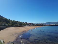 Hondartza Ereaga (eitb.eus) Tags: eitbcom 37333 g1 tiemponaturaleza tiempon2019 playa bizkaia getxo mªdelcarmensánchez
