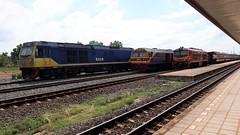 Nong Khai Railway Station (10cfwh) Tags: nong khai thailand state railways