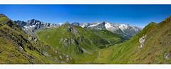 "This is me : My Alpine Paradise no. 2 : ""Plan de La Chaux"" and the ""Massif of Mont Blanc"". Taken from the ""Lac de Fenêtre"". Canton of Valais, Switzerland, Italy, France. Izakigur : 22.08.16, 13:06:48. (Izakigur) Tags: swiss luz lumière light licht ضوء אור प्रकाश ライト lux światło свет ışık switzerland svizzera lasuisse lepetitprince thelittleprince ilpiccoloprincipe helvetia liberty izakigur flickr feel europe europa dieschweiz ch musictomyeyes nikkor nikon suiza suisse suisia schweiz suizo سويسرا laventuresuisse myswitzerland landscape alps alpes alpen schwyz suïssa d700 a france italy montblanc thisisme thegreatestshowman"