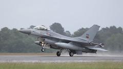 Wet Wet Wet (ƒliçkrwåy) Tags: 15110 lockheed f16 f16am viper military aviation aircraft tigermeet montdemarsan portuguese airforce
