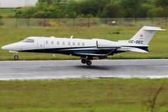 OE-GEC (GH@BHD) Tags: oegec learjet learjet75 internationaljetmanagement bhd egac belfastcityairport executive corporate bizjet aircraft
