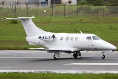 M-KELY (GH@BHD) Tags: mkely embraer emb emb500 phenom phenom100 kellyair bhd egac belfastcityairport bizjet corporate executive aircraft aviation