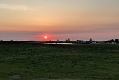 Morning Sun Over The Prairies | Lloydminster, Canada (TheNovaScotian1991) Tags: