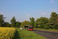 SB59 Monheim Creative Campus   Rheinbahn AG   MAN NL 283/A37 Lions City   7505 (Fünfhundertfünf) Tags: rheinbahn mannl283 mana37 manlionscity lionscity creativecampus solobus nl283